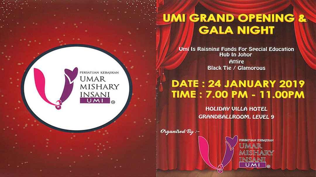 UMI Grand Opening & Gala Night
