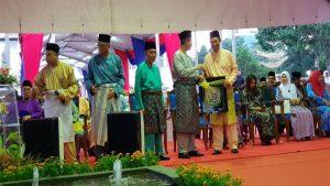 Majlis Berbuka Puasa & Pembayaran Zakat Perniagaan kepada Majlis Agama Islam Negeri Johor.